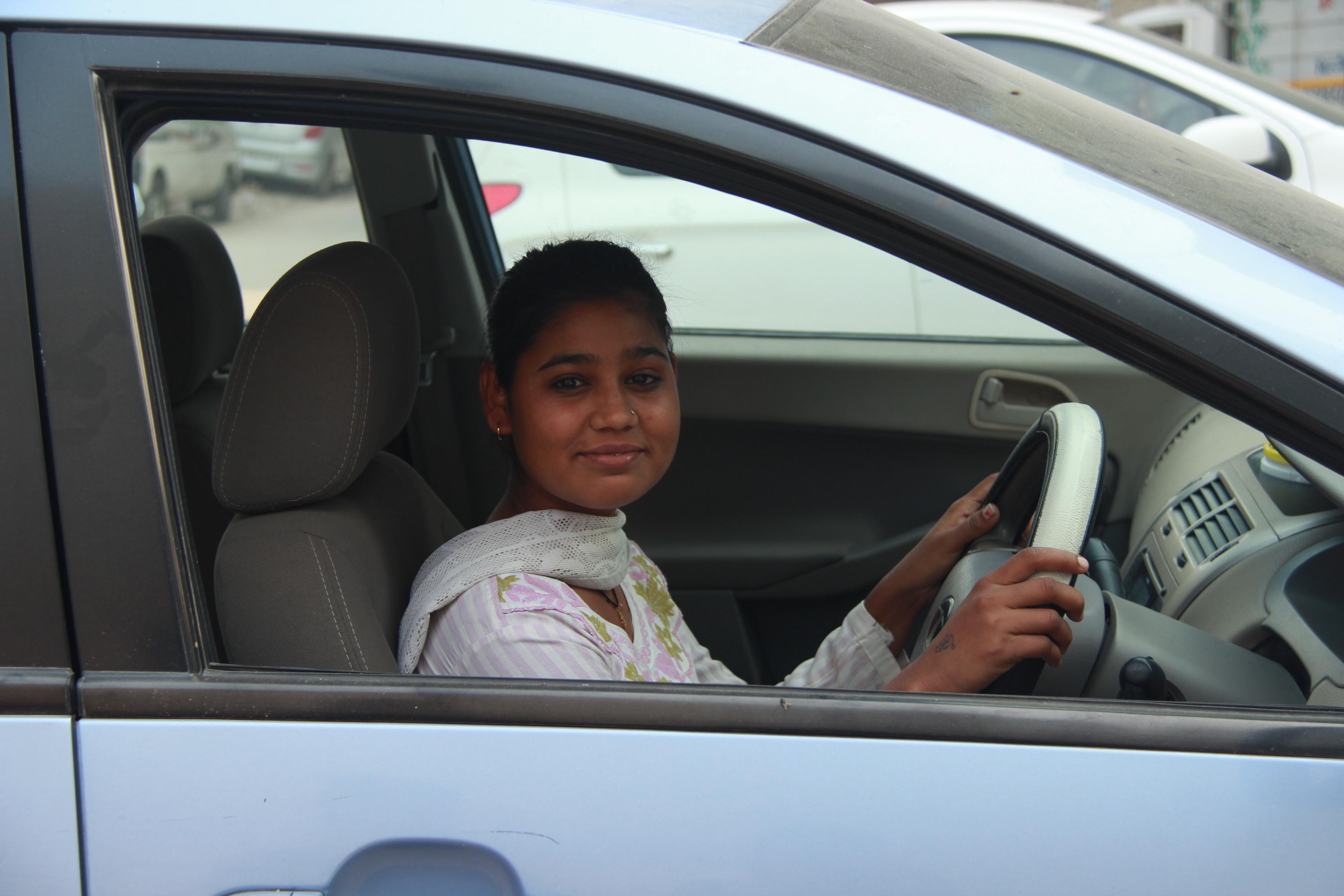 women on wheels programme azad foundation 3855