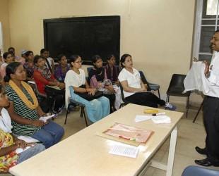 Azad Foundation India training