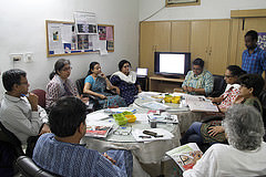 Azad Foundation India-meeting