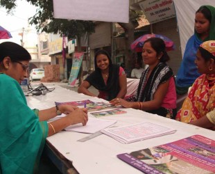 Azad Foundation India women empowerment enrollment