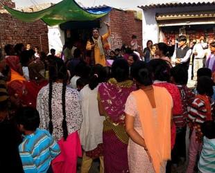 Azad Foundation India women empowerment delhi