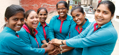 Azad Foundation India women drivers